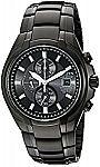 Citizen Men's CA0265-59E Eco-Drive Titanium Watch $180