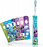 Philips Sonicare for Kids Bluetooth Rechargeable Toothbrush $30
