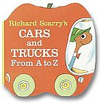 Richard Scarry's Cars and Trucks from A to Z $1.95