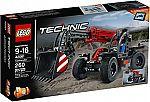 LEGO Technic Telehandler 42061 Building Kit $27