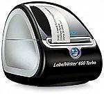 DYMO LabelWriter 450 Turbo Thermal Label Printer (1752265) $27.65