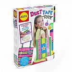 Kohl's Cardholders - Alex Duct Tape Tote Craft Set $2.80, Alex Fuzzy Wuzzy Knitting Craft Set $3.77 + Free Shipping