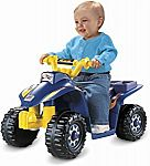 Power Wheels Lil' Quad 6-Volt Battery-Powered Ride-On $48