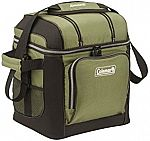 Coleman 30-Can Soft Cooler With Hard Liner $14.20