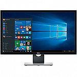 "Dell S2817Q 28"" Ultra HD 4K LED Monitor $300"