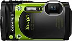 Olympus TG-870 16.0-Megapixel Waterproof Digital Camera $250
