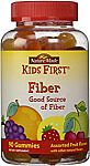 90-ct Nature Made Kid's First Fiber Gummy vitamins $9.99