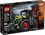 LEGO Technic 42054 CLAAS XERION 5000 TRAC VC Building Kit (1977 Piece) $109.61