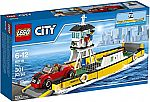 LEGO CITY Ferry 60119 $14.53 (prime only)