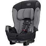 Evenflo Sonus Convertible Car Seat, Charcoal Sky $36.37
