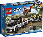 LEGO City ATV Race Team 60148 (239 Pieces) $12.79