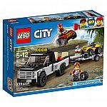LEGO City ATV Race Team 60148 $12.79