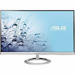 "Manufacturer refurbished Asus 27"" IPS LED Backlit Monitor $155"