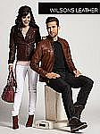 Wilsons Leather - Up to 80% off clearance, 50% off everything else + Free Shipping