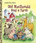 Old MacDonald Had a Farm (Little Golden Book) $1.88 and more
