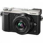 Panasonic DMC-GX85 Camera + 12-32mm Lens + 45mm-150mm Lens $598