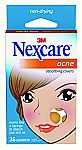36-Count Nexcare Acne Absorbing Cover  $4.96
