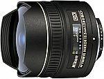 Nikon NIKKOR Lens Sale: 35mm f/1.8G $167, 50mm f/1.4G $397, Nikon 10.5mm f/2.8G $597 and more