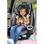 Graco 4Ever All-In-One Convertible Car Seat + $50 GC $240