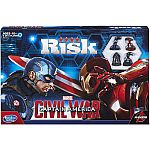 Risk: Captain America Civil War Edition Game $5