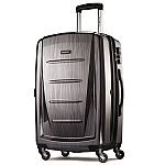 "Samsonite Luggage Winfield 2 Fashion HS 20"" Spinner $56"