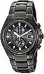 Citizen Men's CA0265-59E Eco-Drive Titanium Watch $141