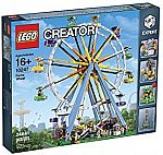 LEGO Creator Expert Ferris Wheel Building Kit $150
