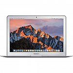 """Apple 13.3"""" MacBook Air (i5 8GB 256GB Mid 2017 MQD42LL/A) $940"""