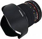 (Canon) Rokinon FE14M-C 14mm F2.8 Ultra Wide Lens $225 (orig. $300)