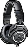 Amazon DOD: up to 30% on select audio and musical instruments - Audio-Technica ATH-M50x $102, M20x $34.50 and more