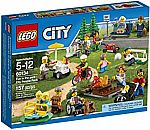 LEGO City Fun in the park - City People Pack Kit $24