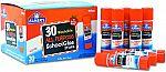 30-pack Elmer's All Purpose School Washable Glue Sticks $7.88