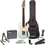 Sawtooth Beginners Guitar Bundle $70.23