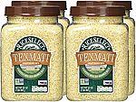 4-Pack Long Grain American Basmati Rice, 32 oz $8
