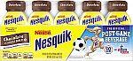 Nesquik Ready To Drink Milk, Chocolate, 8 Oz., 10 Count $6.40
