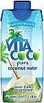 12-Pack Vita Coco Coconut Water $10