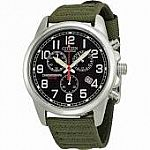 Citizen Men's Eco-Drive Stainless Steel Watch $93