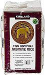 25 LB Kirkland Signature Jasmine Rice $13.29