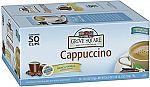 Grove Square  French Vanilla Cappuccino (50 Cups) $5.28