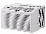 Window Air Conditioners: LG 6,000 BTU $134 and more
