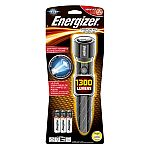 Energizer Alkaline 1300-Lumen LED Handheld Battery Flashlight with with Battery Included $18