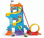 Fisher-Price Little People Loops 'n Swoops Amusement Park Playset $26.19 (org $44.99 )