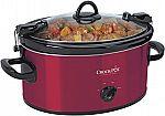 6-Qt. Crock-Pot Slow Cooker $20