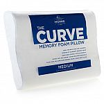 JCP The Curve Memory Foam Contour Pillow $10.50