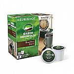 30% Off $30+ K-Cup Coffee: 90Ct Eight O'Clock Colombian Coffee K-Cup Pods $26