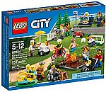 LEGO City Town Fun in the Park City People Pack 60134 Building Toy $24
