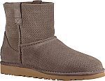 UGG Womens Classic Unlined Mini Perf $66
