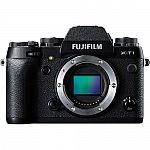 Fujifilm X-T1 Mirrorless Digital Camera with 35mm f/2 Lens Kit $799