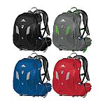 High Sierra Riptide BPA Free Airflow System 2 Liter Hydration Nylon Backpack $25
