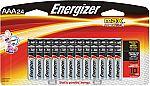 Energizer Max Premium AAA Batteries (24 Count) $6.43